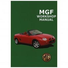 Workshop Manual, MGF
