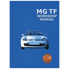 Workshop Manual, MGTF
