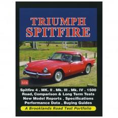 Road Test Portfolio Spitfire