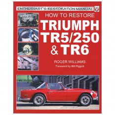 How To Restore TR5/TR250/TR6