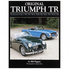 Original Series TR2-6 Book