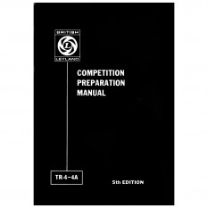 Competition Preparation Manual, TR4-4A