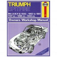 Haynes Workshop Manual, Spitfire