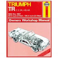 Haynes Workshop Manual, TR2-4A