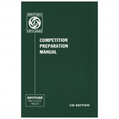 Competition Preparation Manual, Spitfire