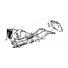 Chassis Frame - TD & TF (1950-55)