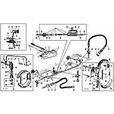 Brake System - TD & TF