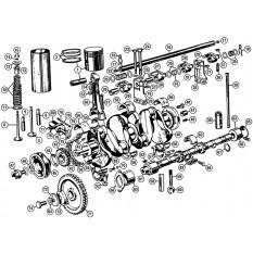 Internal Engine - TA,TB,TC,TD & TF (1936-55)