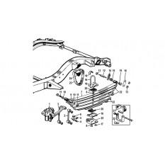 Rear Suspension - TD & TF (1950-55)
