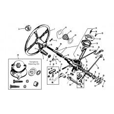 Steering - TA, TB & TC (1936-50)