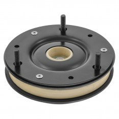 Mounting, shock absorber, front, top, Eurospare