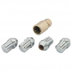 Trilock Locking Wheel Nuts