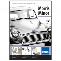 Morris Minor Parts Catalogue