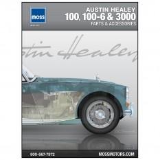 Austin-Healey 100, 3000 Parts Catalogue