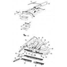 Underframe Panels - Minor (1951-71)
