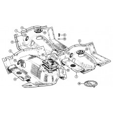 Gearbox Covers & Fittings - Minor