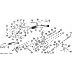 Handbrake & Cables - Minor