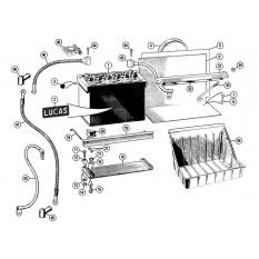 Batteries & Fittings - Minor