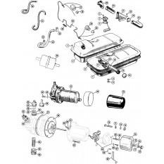Fuel System - Minor (1951-71)