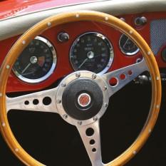 Moto-Lita Steering Wheels - Austin-Healey 100, 3000