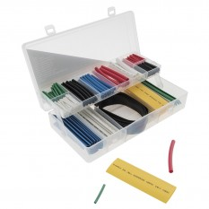Heat Shrink Sleeving Kit, 171 piece