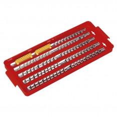 Socket Rail Tray