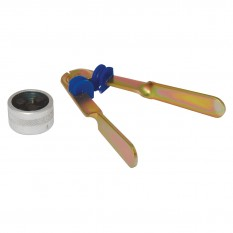 Pipe Bender & De-Burring Tool Set