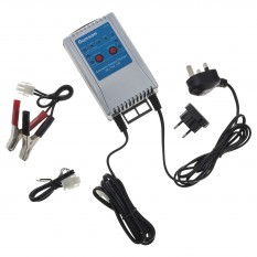 Battery Charger, automatic, 12V, Gunson, 4 Stage