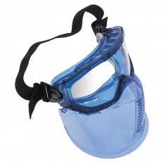 Safety Goggles, with detachable face shield