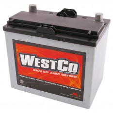 Battery, 12 volt, non leak