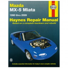 Haynes Workshop Manual, MX-5