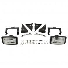 Headlamp Conversion Kit, Jass Performance, low profile, RHD