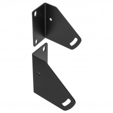 Bracket, wind deflector, set, DaveFab