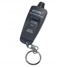 Digital Tyre Gauge, key ring