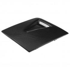 Headlight Cover, LH side vent only, carbon fibre, CarbonMiata