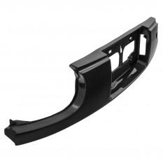 Rear Panel, US/Import size plate, carbon fibre, CarbonMiata