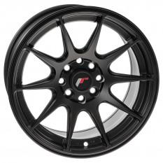 """Wheel, JR11, 15"""" x 8"""", ET25, matt black"""