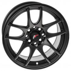"""Wheel, JR29, 15"""" x 8"""", ET28, matt black"""