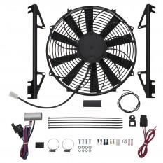 Revotec Cooling Fan Kits - Austin-Healey 100, 3000