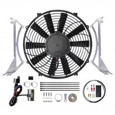 Cooling Fan Kit, Revotec, suction type