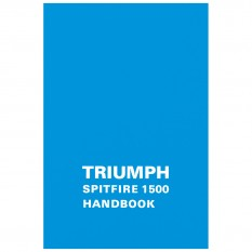 Owners Handbook, Spitfire 1500