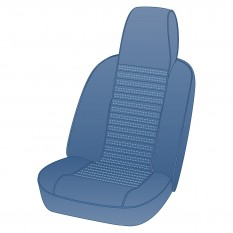 Seat Cover Kits - TR6 (CC25000 to CC32142) USA & Canada
