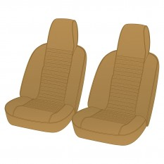 Seat Cover Kits - TR6 (CC50000 to CC85737) USA & Canadian