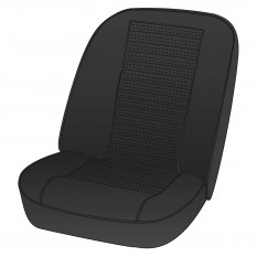 Seat Cover Kits - TR6 (CP50000 to CP77716) UK & R.O.W.