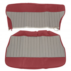 Seat Covers: Rear - Series V (1962-71)