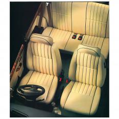 Seat Cover Kits - Rover Mini (1993-00)