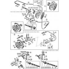 Clutch System - Sprite & Midget 1275-1500cc