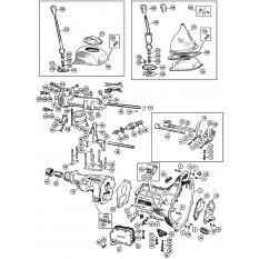 External Gearbox - Sprite & Midget 1275cc