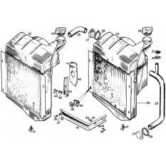 Radiator - Sprite I-III & Midget I-II (1958-66)
