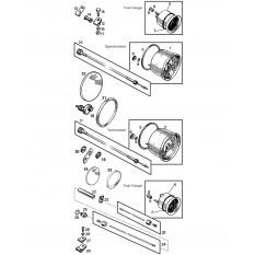 Instruments & Cables - Sprite I-III & Midget I-II (1958-66)